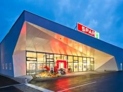Neubau SPAR Wagram | 2016-Bildquelle: © SPAR/Höfinger