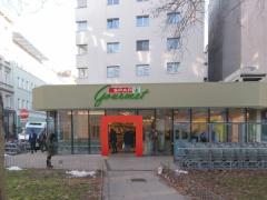 Umbau SPAR Gourmet Taborstraße | 2019-Bildquelle: © AVISU