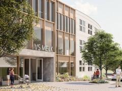 Geladener Realisierungswettbewerb Zubau Volksschule Melk | 2020-Bildquelle: © Arch.Urban | Seehofer u.Partner ZT KG